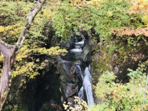 荒沢の大滝